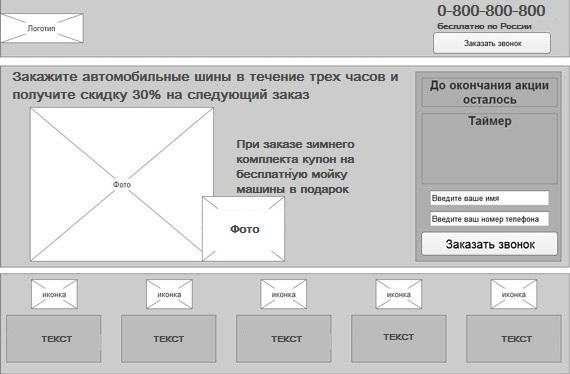 Пример прототипа