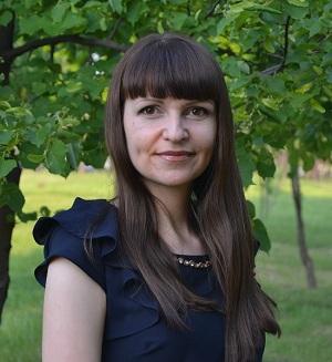 Фото копирайтера Юлии Зимы